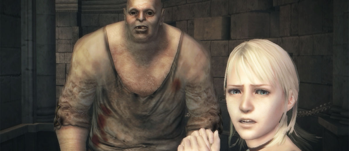 Review: Haunting Ground
