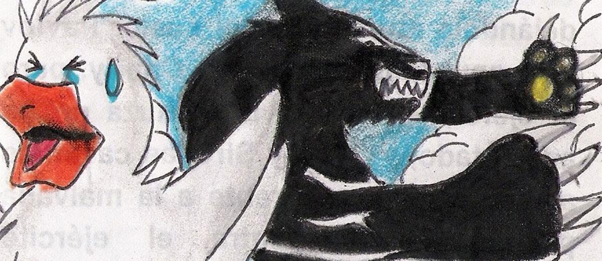 El Perro Fantasma; capítulo 7