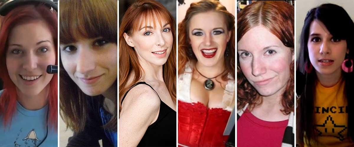 Las seis nerds más sexys del internet – Primera edición 2011