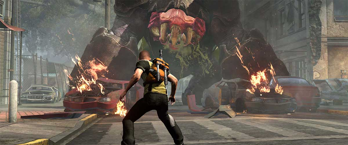 Reseña: inFAMOUS 2