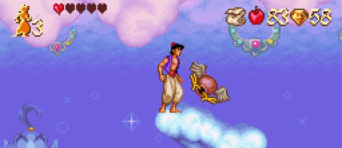 Aladdin (SNES) Review – The 16Bit Hero