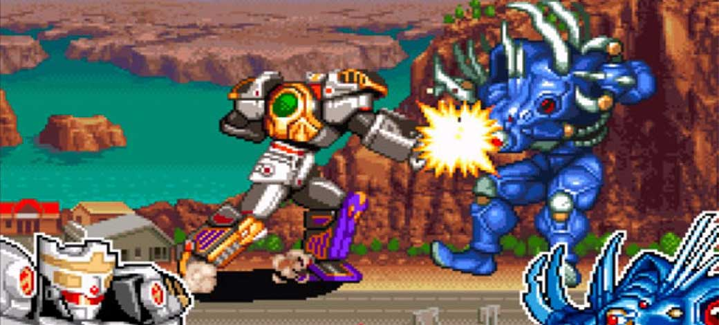 Mighty Morphin Power Rangers The Fighting Edition (SNES) Review – The 16Bit Hero