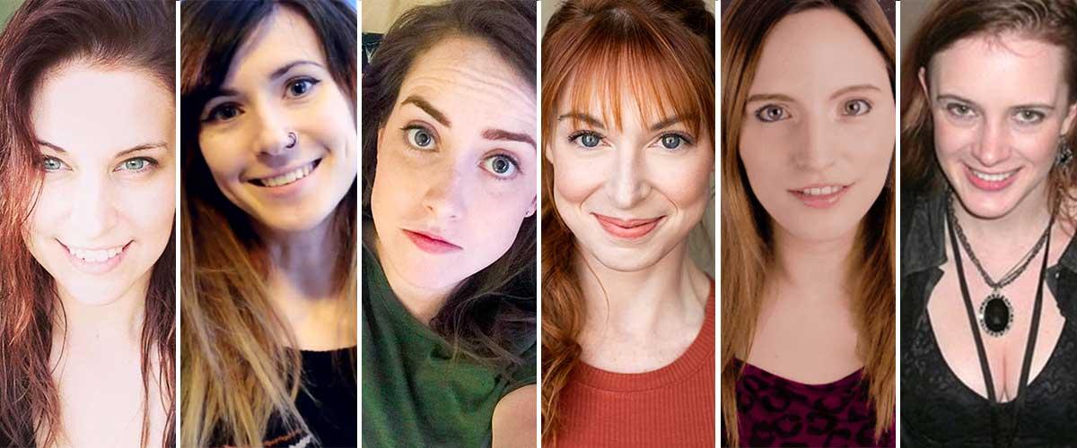 Las seis nerds más sexys del internet – Edición 2013