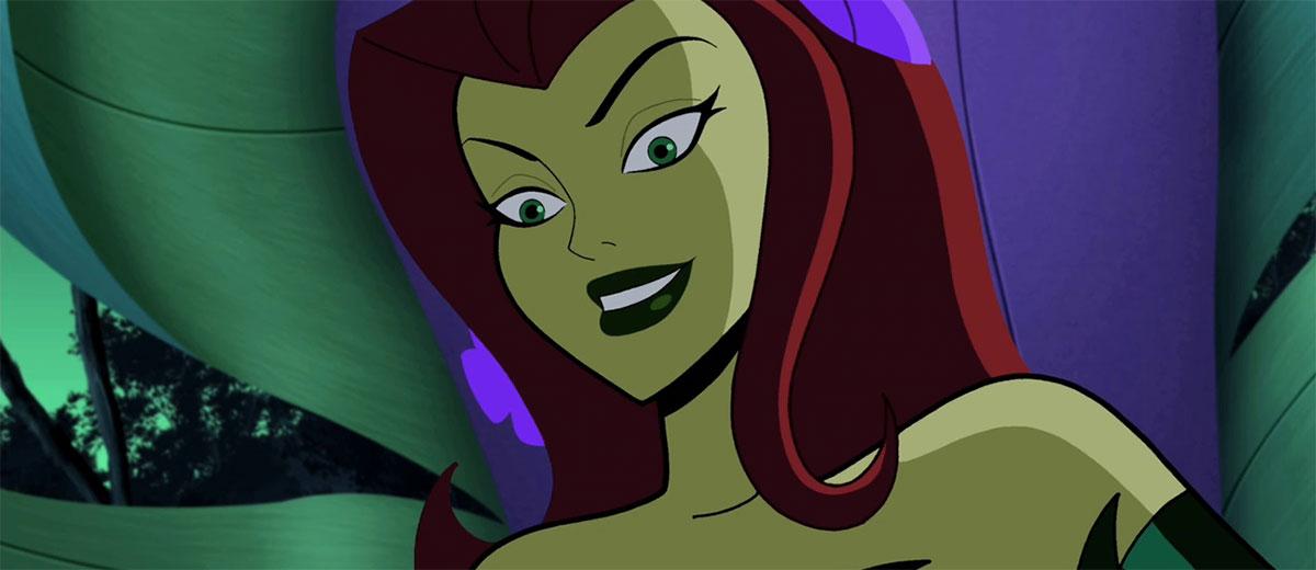 Nerdgasmo: Poison Ivy