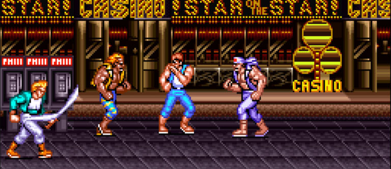 super double dragon 4