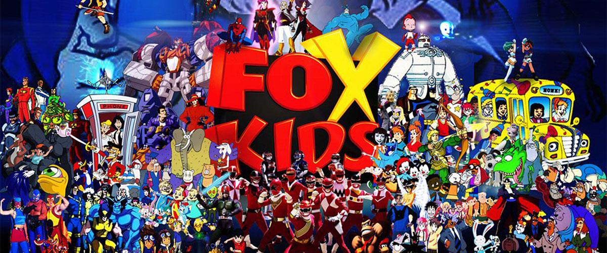 Podcast: Platica sobre Fox Kids