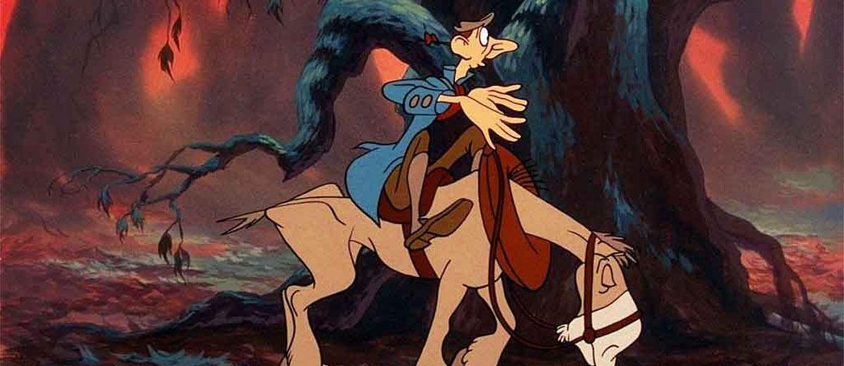 Videorreseña: El jinete sin cabeza… de Disney