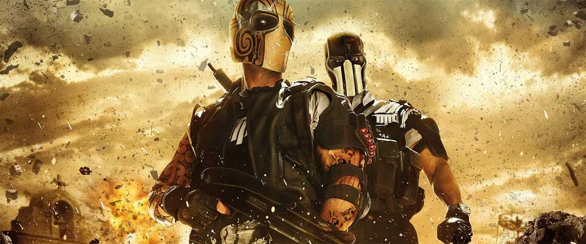 Reseña: Army of Two The Devil´s Cartel (TEXTO)