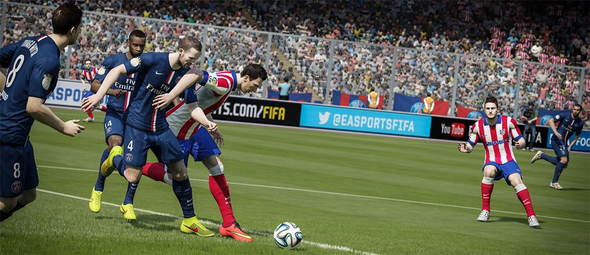 Let´s Play: Fifa 15