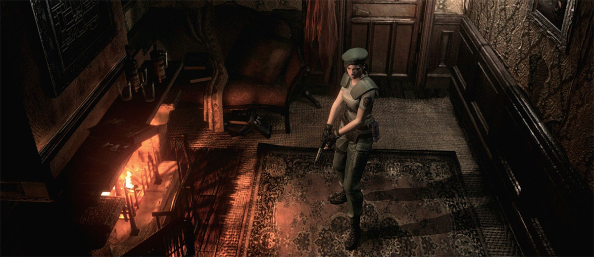 Let´s Play: Resident Evil HD – Parte 4