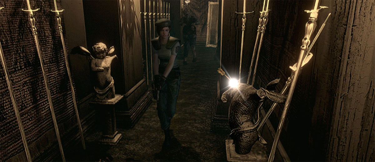 Let´s Play: Resident Evil HD – Parte 2