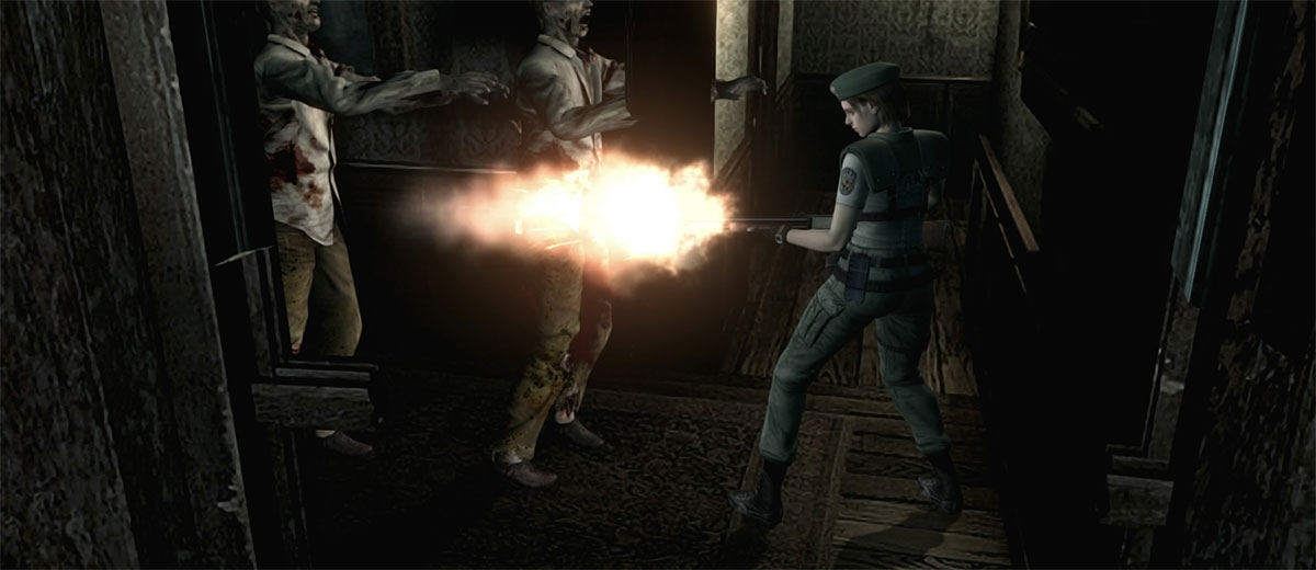 Let´s Play: Resident Evil HD – Parte 1
