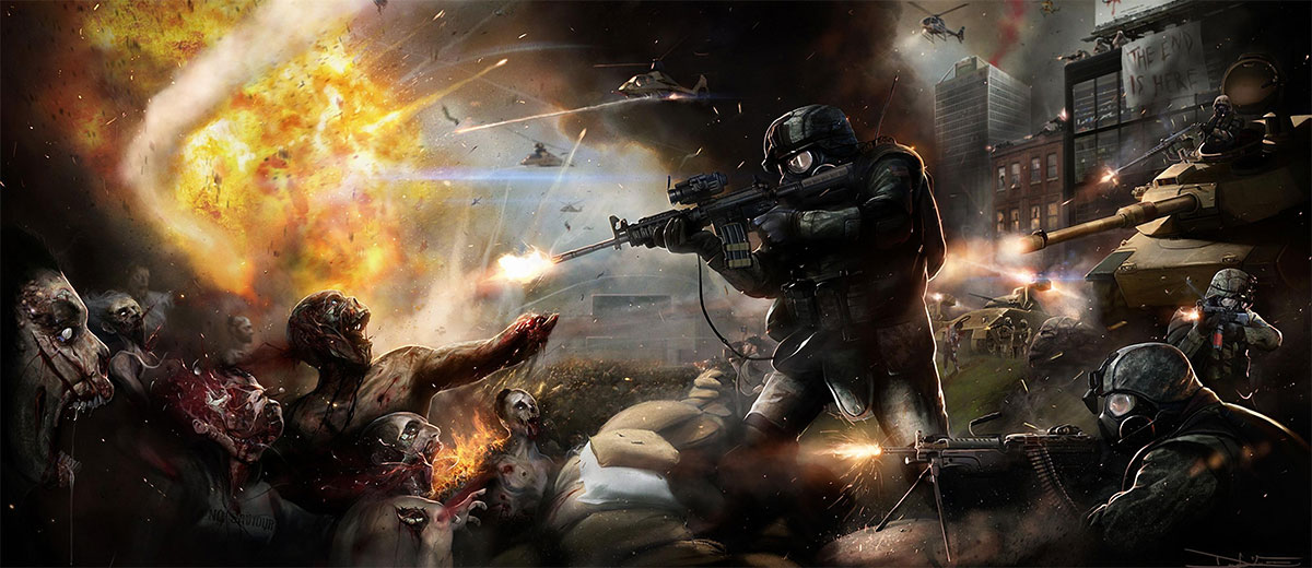 Libros: Guerra Mundial Z