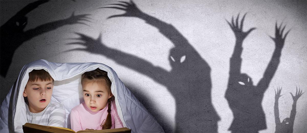 Seis libros de terror para leer en Halloween