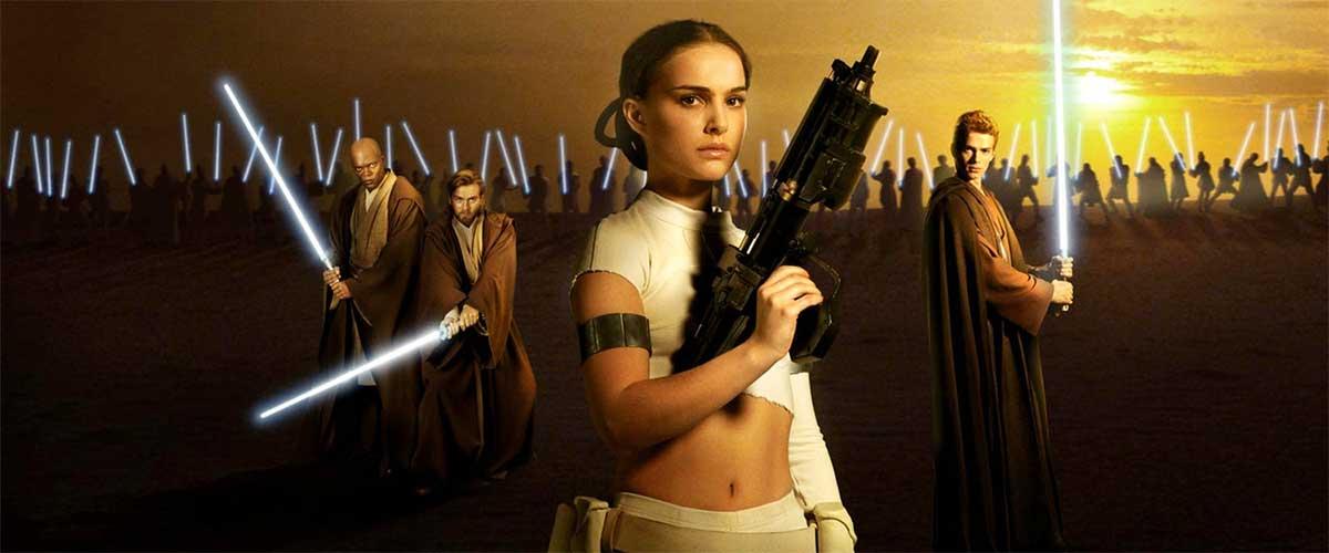 Apreciando a: Star Wars Episode II: Attack of the Clones (2002)