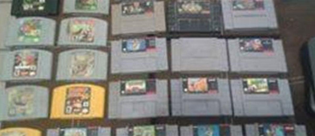 Test de agudeza visual: Reconoce los juegos de Nintendo