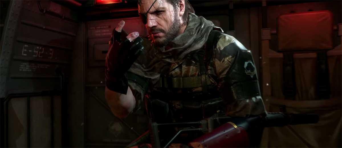 Review: Metal Gear Solid V The Phantom Pain (TEXTO)