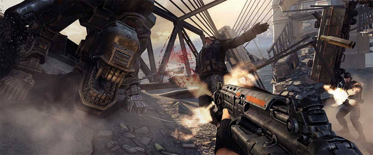 Review: Wolfenstein The New Order (TEXTO)