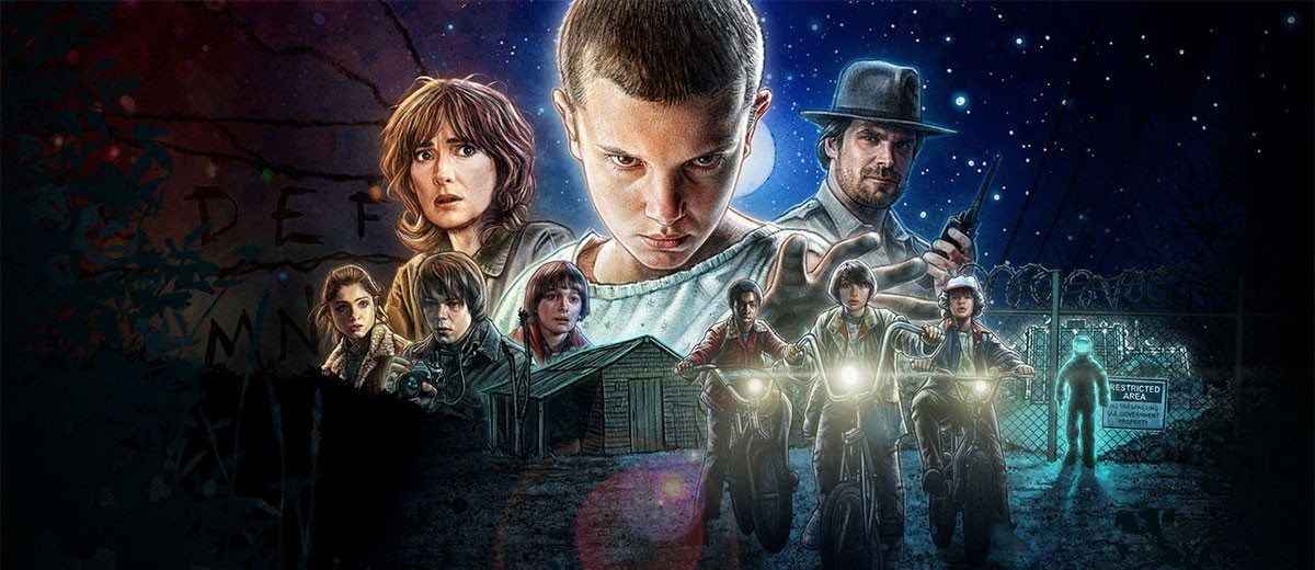 Stranger Things – Video Analisis