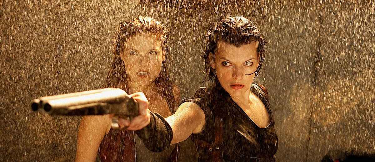 Review – Resident Evil Afterlife – Mes del Halloween 2016