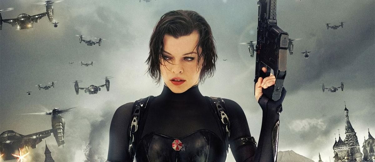 Review – Resident Evil Retribution – Mes del Halloween