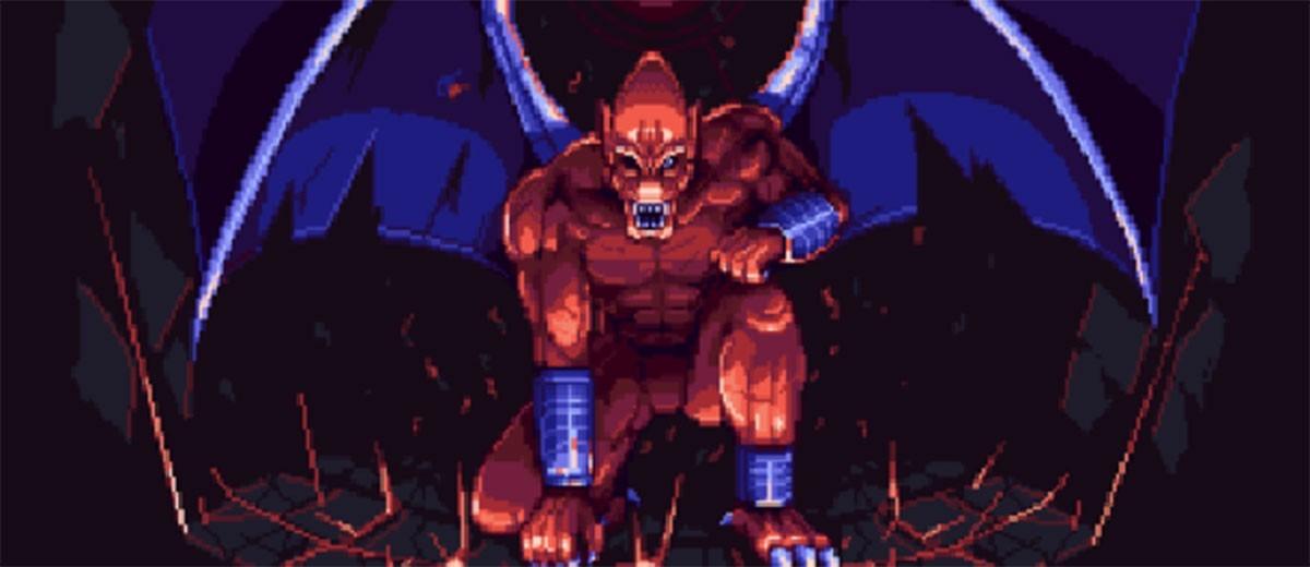 Demon's Crest (SNES) Review – The 16Bit Hero
