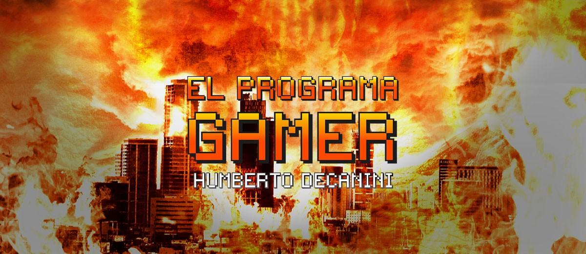El Programa GAMER, un libro para videojugadores y aficionados a la ciencia ficción