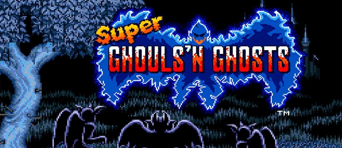 Super Ghouls 'n Ghosts (SNES) Review – The 16Bit Hero