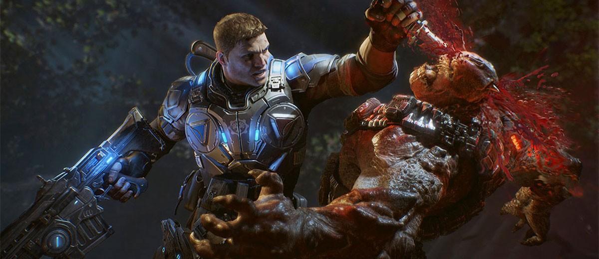 Reseña: Gears of War 4