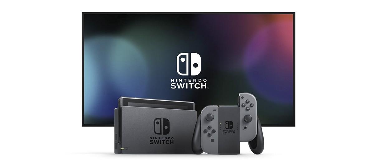 Resumen Nintendo Switch Presentation