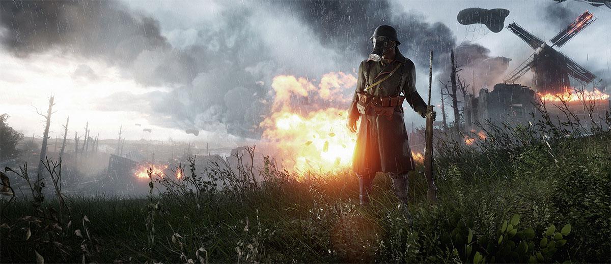 Crítica a: Battlefield 1