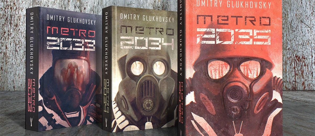 Libros: Metro 2035