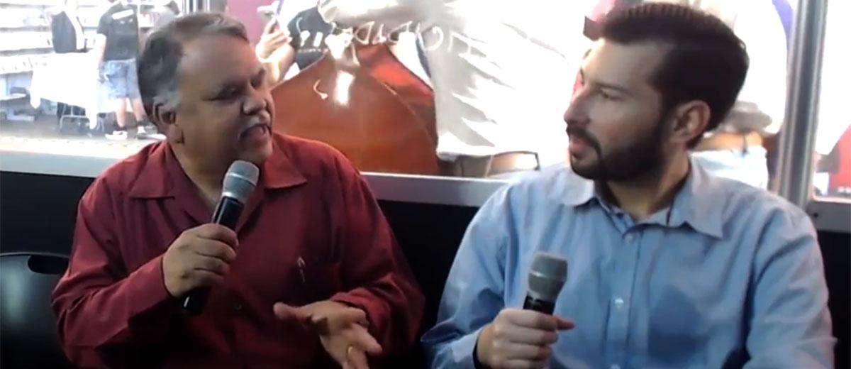 Entrevista sobre El Programa GAMER, por Radio Tec 100.1 de FM