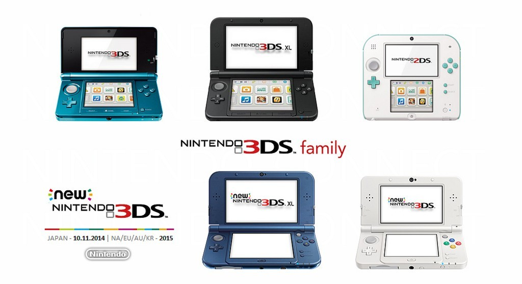 !Larga vida al 3DS¡