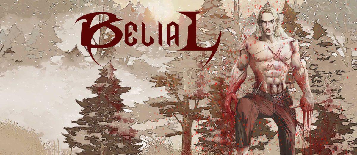 Ya disponible mi nueva novela: Belial. Una historia de podredumbre y decadencia