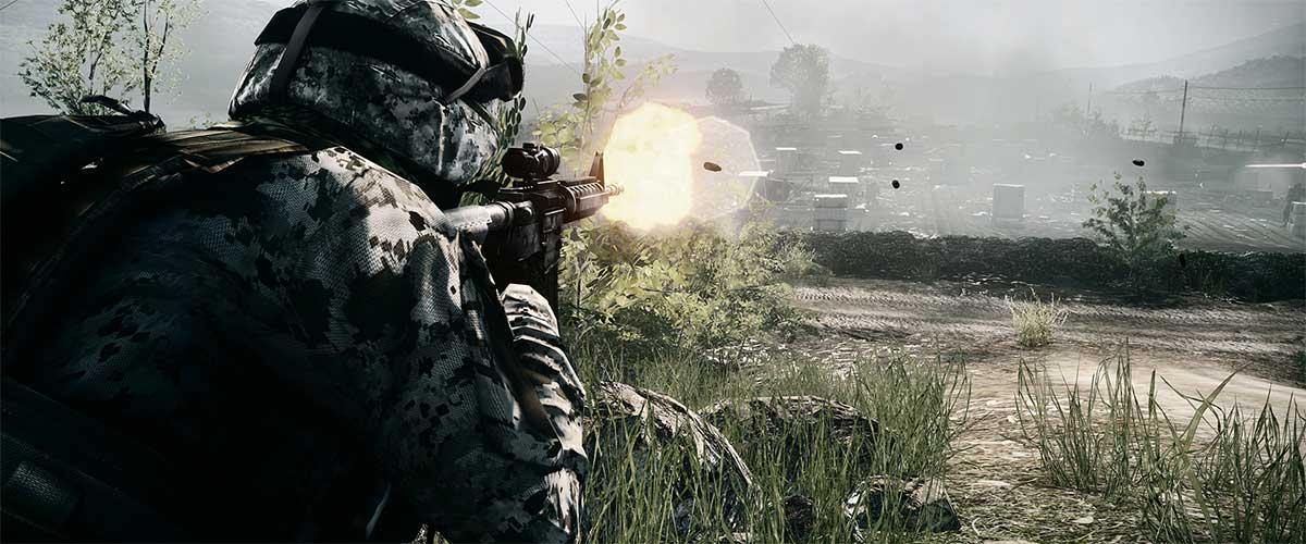 Reseña: Battlefield 3 (TEXTO)