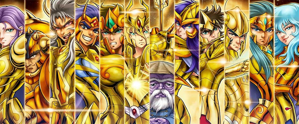 Caballeros del Zodiaco: El caballero dorado más poderoso