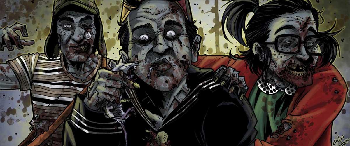 Mes del Halloween 2010: El capítulo perdido del Chavo del 8