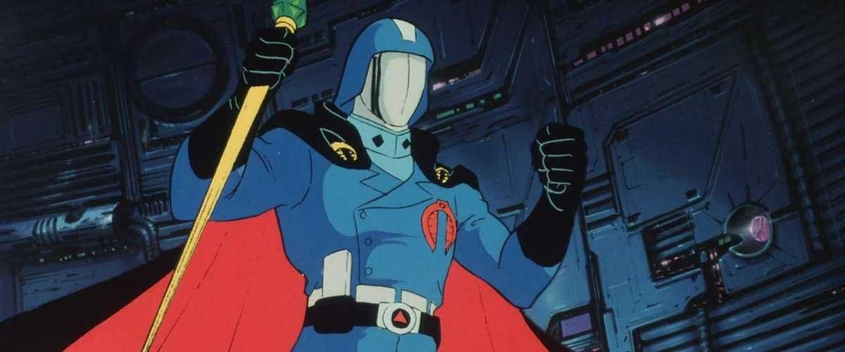 Seis villanos geniales de las caricaturas ochenteras (no anime)