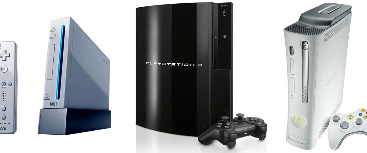 Seis razones por las que la generación PS3/360 fue la mejor en la historia de los videojuegos
