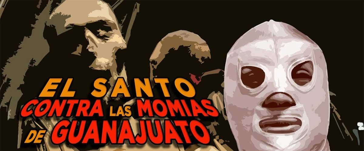 El Santo contra las momias de Guanajuato | El botadero de Mr. Catherwood 04