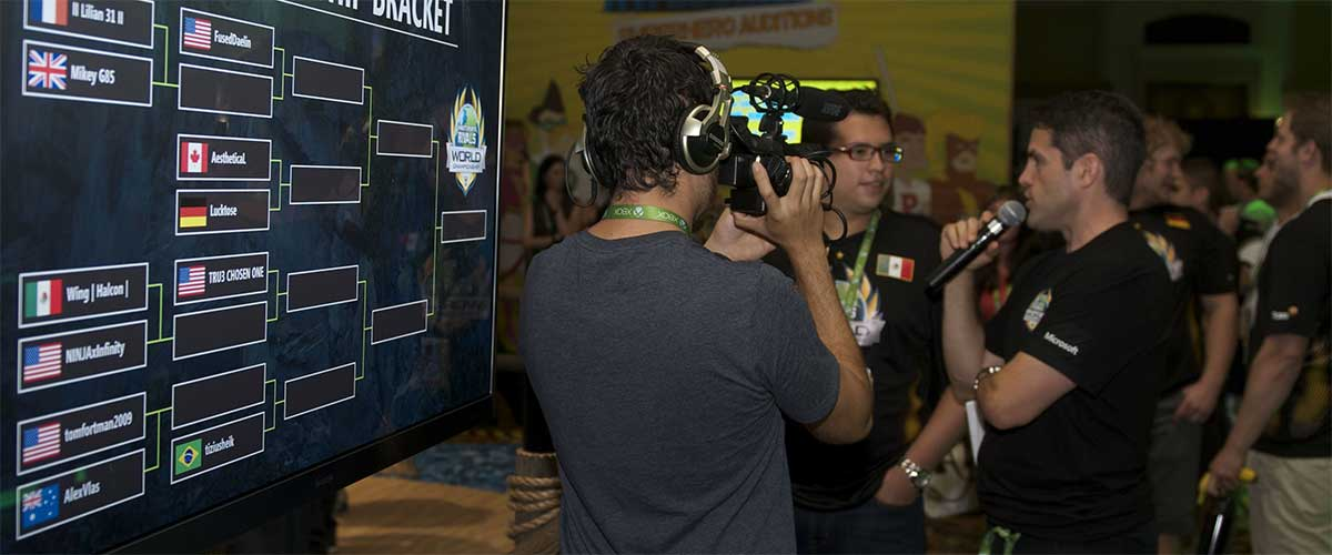Mexicano en semifinales de Copa Mundial de Videojuegos