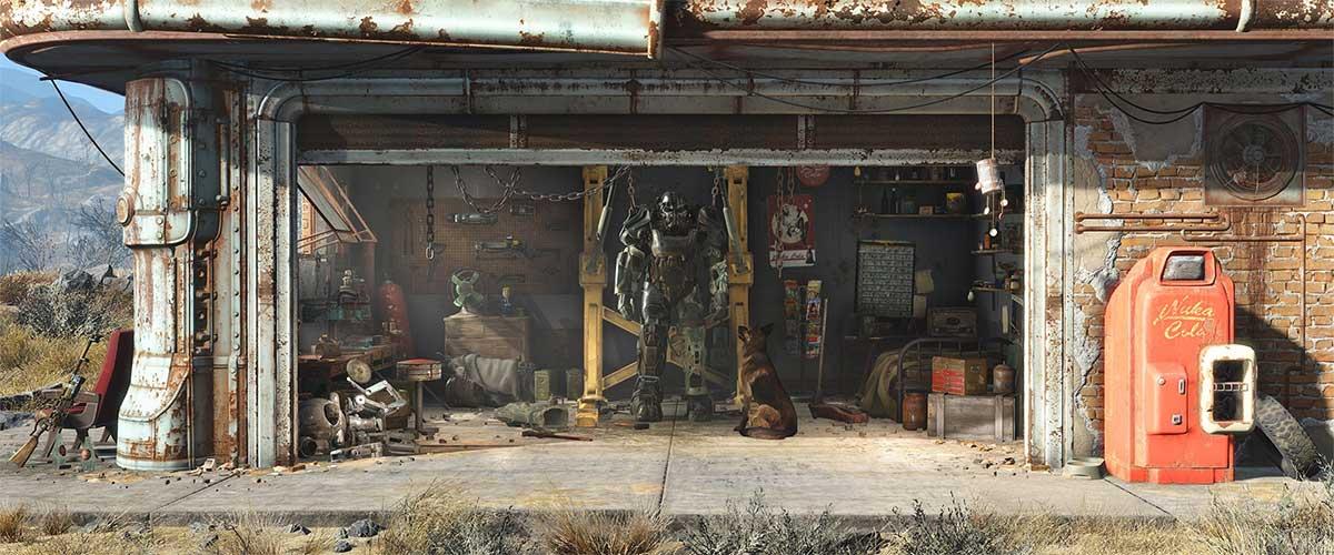 Review: Fallout 4 (TEXTO)