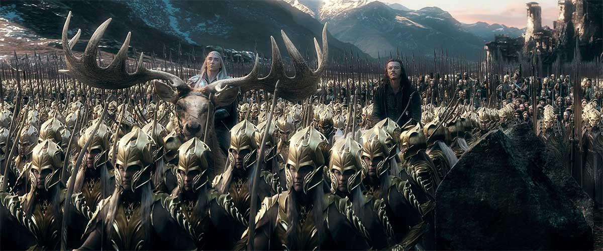 Nuevo trailer para: 'El Hobbit, la Batalla de los Cinco Ejércitos'