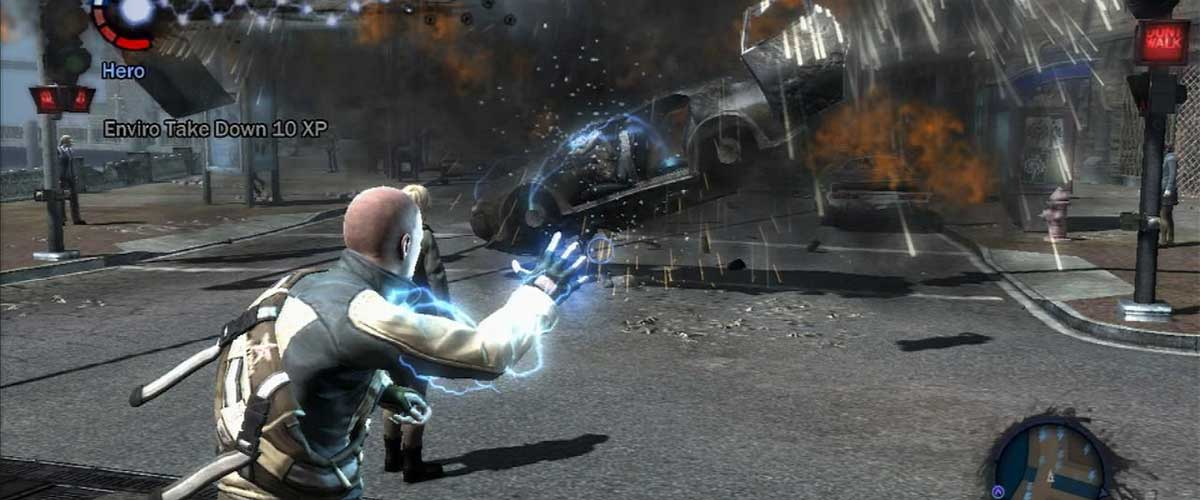 Reseña: inFAMOUS