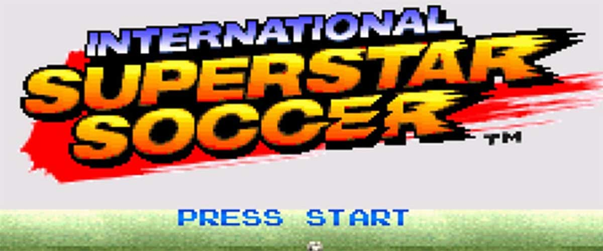 Apreciando a: International Superstar Soccer