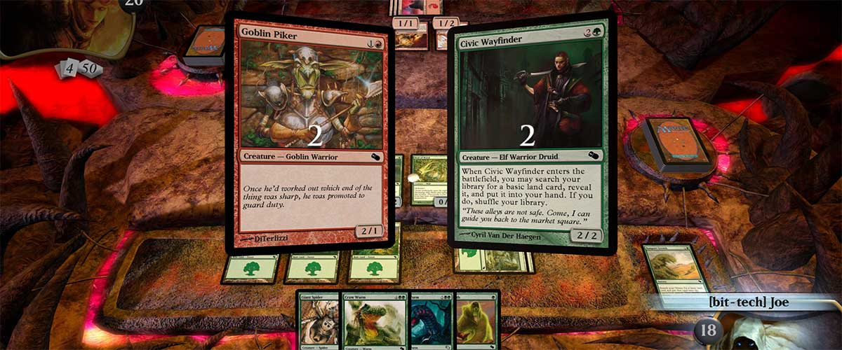 Reseña: Magic the Gathering Duels of Planeswalkers – 2012 (TEXTO)