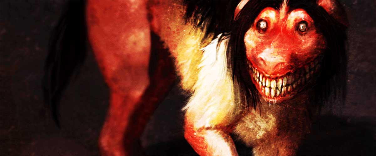 Mes del Halloween 2010: La leyenda de Smiledog