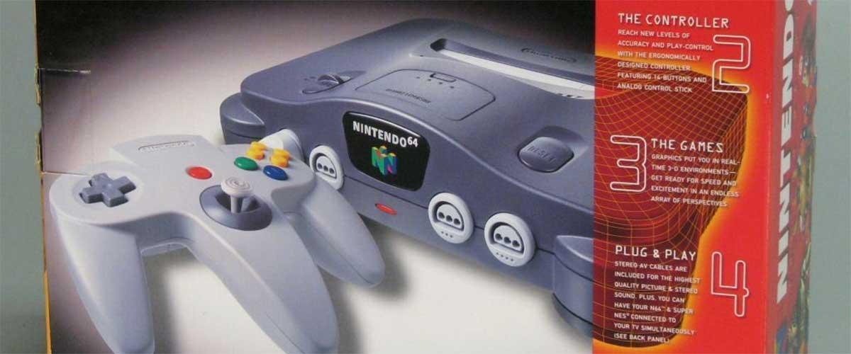 Seis razones por las que el Nintendo 64 ganará la próxima guerra de consolas
