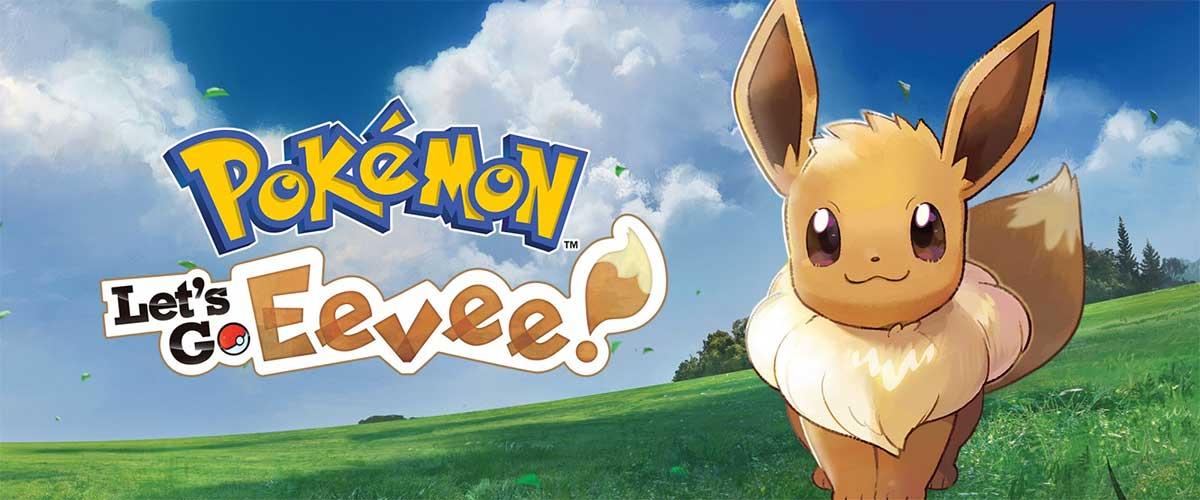Review: Pokémon Let´s Go Eevee
